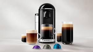 Обзор <b>кофемашины Nespresso Vertuo</b>: любителям больших чашек