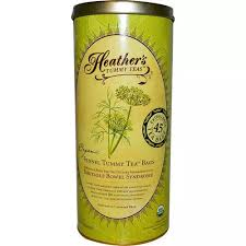 Heather's <b>Tummy</b> Care Herbal <b>Tea Teas</b>