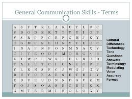 general communication skills communication employability skills general communication skills terms