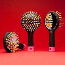<b>Детская щетка для волос</b>, Радужный массажер для головы ...