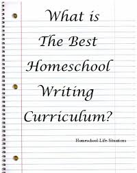 homeschool writing curriculum reviews what is the best writing curriculum