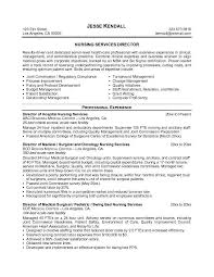sample nurse sample resume objectives  seangarrette cosample