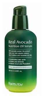 Farmstay <b>Real</b> Avocado Nutrition Oil <b>Serum</b> питательная ...