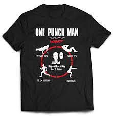 Amazon.com: LLWFLPB <b>One Punch Man</b> Saitama Workout Training ...