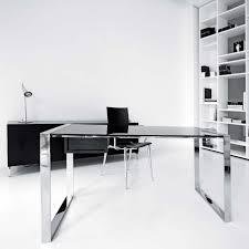 home office desk black cool office desks furniture bookshelf wooden bookshelf also chair amazing office desk black 4