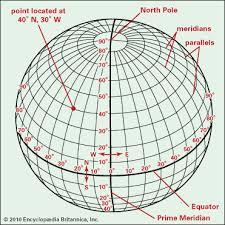 <b>latitude and longitude</b> | Description & Diagrams | Britannica.com