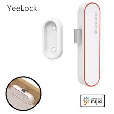 Original Youpin <b>YEELOCK Smart Drawer</b> Cabinet Lock Keyless ...