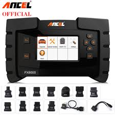 <b>Ancel FX6000 Professional</b> OBD2 Scanner Car Diagnostic Tool Full ...