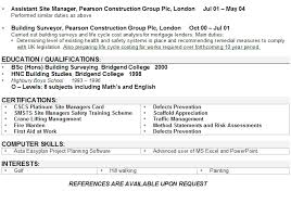 construction manager cv samplesorder any one of the above construction cv templates now