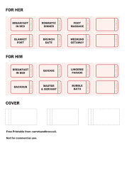 printable iou coupon template printable iou coupon template dimension n tk