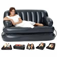 """<b>Bestway Надувной диван</b>-<b>трансформер</b> 152х188х64см """"Multi-Max ..."""