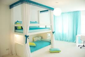 bedroom for girls: bedroomlittle girl bedroom with white bunk beds also built in drawers magnificent bedroom for