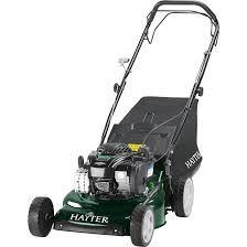 The Hayter mower range