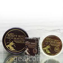 Очищающее <b>мыло для лица</b> Beauty Road <b>soap</b> of the <b>Bee</b> venom с ...