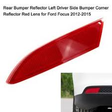 <b>Rear Bumper</b> Reflector <b>Right Left Driver Side</b> Bumper Corner ...