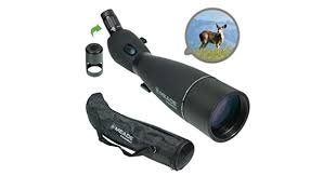 <b>Meade</b> Instruments 126002 <b>Wilderness</b> Spotting Scope - <b>20</b>-<b>60x100</b> ...