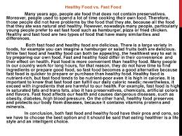 argumentative essay about healthy food   homework for you    argumentative essay about healthy food   image