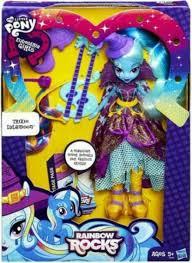 My Little Pony <b>Equestria Girls Trixie</b> Lulamoon Doll A6684 for sale ...
