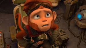 Film review: This space-<b>monkey</b> 'tail' lacks any real <b>Spark</b> | The ...