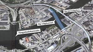 Trängselskatten - regeringen behåller intäkterna | SVT Nyheter