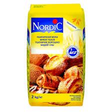 <b>Мука Nordic пшеничная 2</b> кг (1000468647) купить в Москве в ...