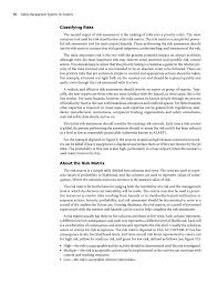 chapter safety risk management safety management systems for page 76