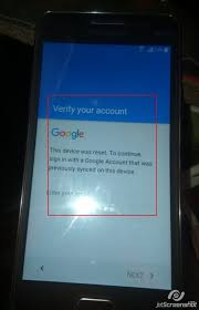 Android 5.1 Google Acc verification ByPass