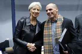 Image result for Varoufakis scarf