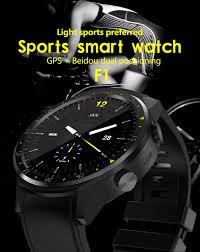 <b>TenFifteen F1 Sports</b> Smartwatch Phone 1.3 inch MTK2503 Dual ...
