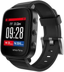 Смарт-<b>часы Smartino Sport Watch</b> купить недорого в Минске ...