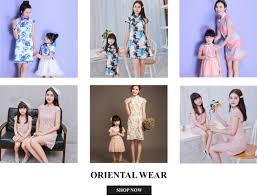 Lovey Dovey <b>Fashion</b>   Mother Daughter <b>Matching Dress</b>   <b>Family</b> ...