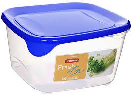 <b>Контейнер</b> для СВЧ, холодильника <b>Curver Fresh</b> & Go 1,2 л 00560 ...
