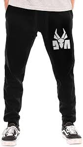 NOT DIE Antwoord Logo Men Sweatpants Long Pants ... - Amazon.com