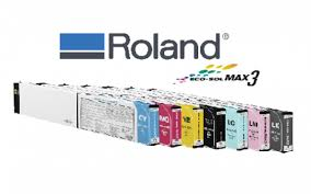 <b>Roland</b> Original <b>Eco</b>-<b>Sol Max3</b> Cartridges – ForPrint