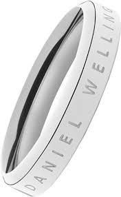 Стальное <b>кольцо Daniel Wellington Classic-Ring-S</b> — купить в ...