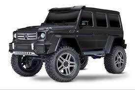 Купить <b>радиоуправляемая</b> машинка <b>TRAXXAS TRX</b>-<b>4</b> Mercedes G ...