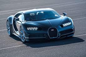 Of Bugattis New Bugatti Chiron 1500 Horsepower