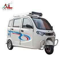 China Al-Xfx <b>New Design</b> Three Wheel <b>Electric</b> Tricycle Tuk Tuk ...