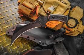TAC-TOPS <b>Karambit</b> Knife - TOPS Knives Tactical OPS USA