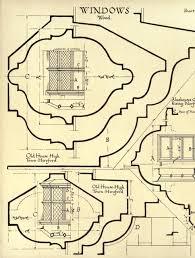 Mouldings of the Tudor period : a portfolio of ... | <b>Молдинги</b> ...