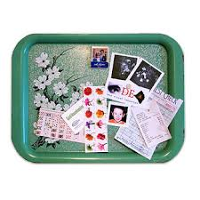 tray chic bulletin board designs for office
