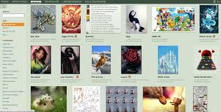 best websites for design portfolios however it has one of the largest user communities and if you are interested in collaborations and feedback it has some great value to offer you