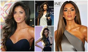 The Favourite Products of our Favourite Celebrities So Sue Me Nicole Scherzinger is famously flawless and this is thanks in part to her great skin but also her two staple cosmetics Armani Fluid Sheer Embellisher.