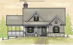Small Story Bedroom Southern Cottage Style House Plansmall southern cottage style house plan rustic