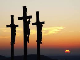 Image result for the three crosses of calvary