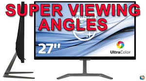 <b>Philips</b> E-Line <b>276E7QDAB 27</b> inch Monitor Review - YouTube