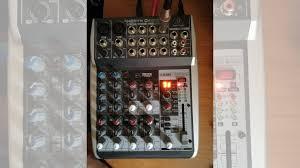 Микшерный <b>пульт behringer xenyx QX1002USB</b> купить в ...