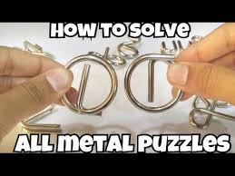 How to solve All <b>Metal</b> Puzzles - YouTube