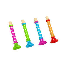 <b>Деревянная игрушка</b> Юный Музыкант Дудка <b>Bondibon</b> TKB572-B ...