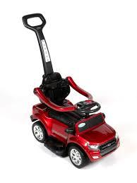 <b>Каталка</b>-Электромобиль <b>Barty Ford Ranger</b> DK-P01P, Красный ...